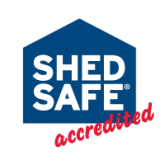 Shed Safe Logo