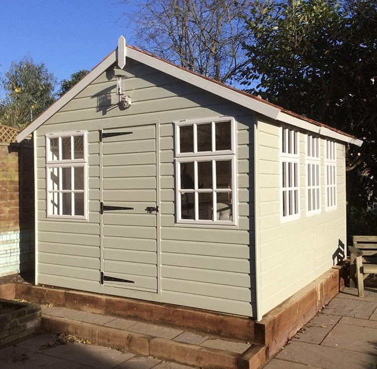 Smartsheds | Bespoke Garden Shed | Workshop