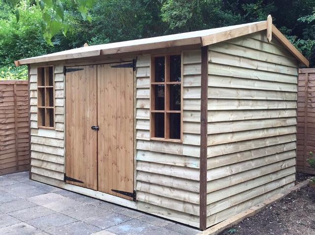 Smartsheds - Bespoke Garden Shed - Workshop